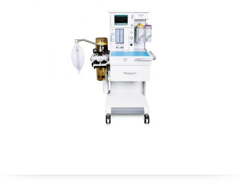 An Optimal Combination of Invasive Ventilator and anaesthesia machine